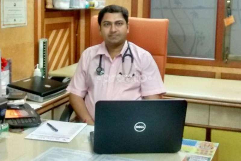 Dr Vipul Maru's Jeevan Jyoti Medical Center & Diagnostics - Image 2