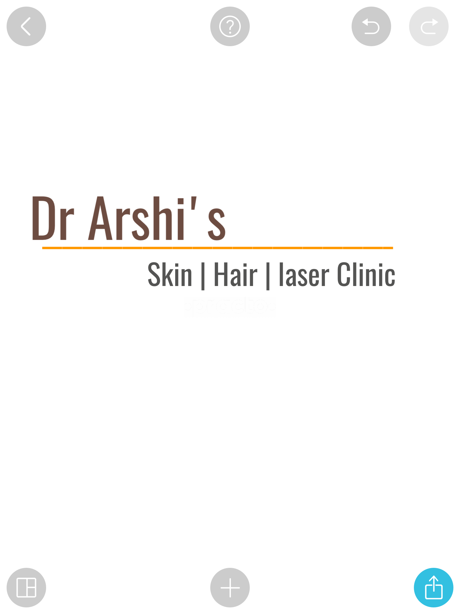 Dr ARSHI Skin Story Skin & Laser Clinic