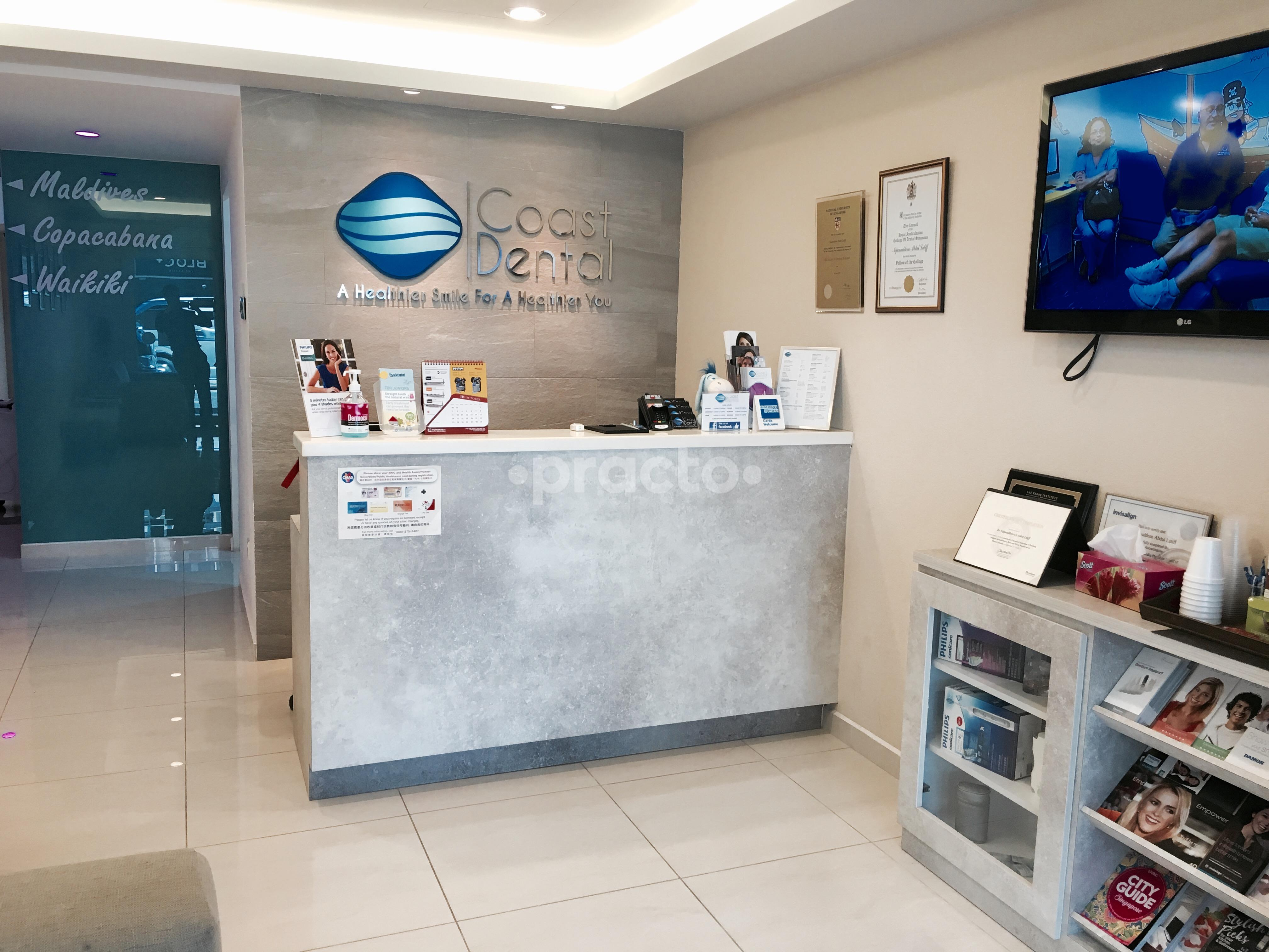 Coast Dental, Dental Clinic in East Coast, Singapore | Practo