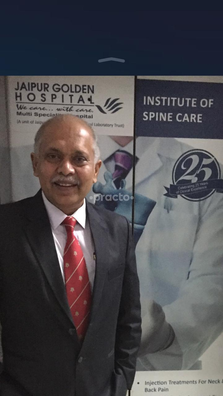 Dr  Manoj Sharma - Spine Surgeon - Book Appointment Online, View