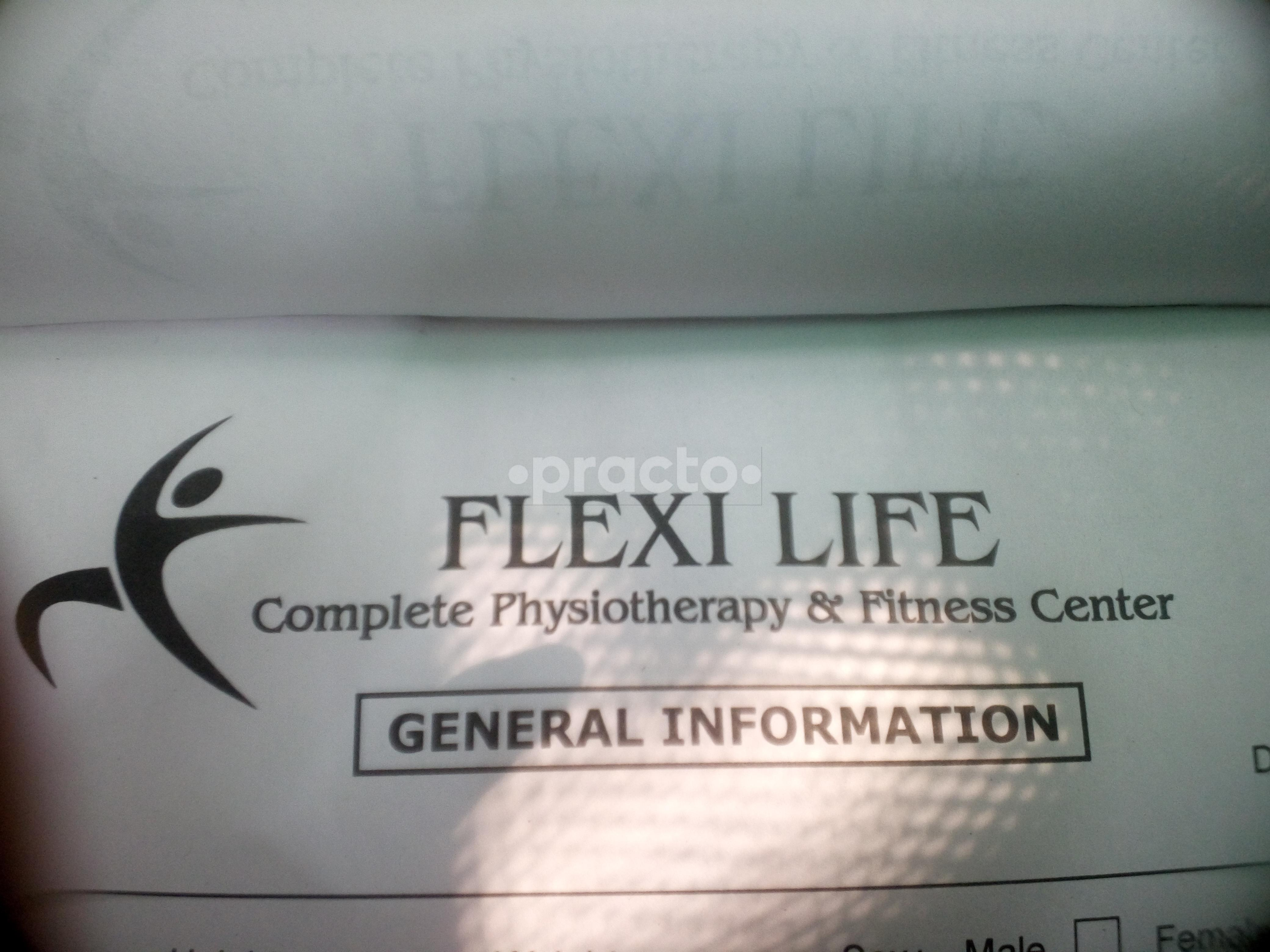 FLEXILIFE- THE FITNESS AND PHYSIOTHERAPY CENTRE