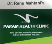 Dr. Renu Mahtani's Param Health Centre, Dhole Patil Road