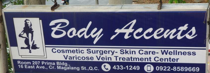 Body Accents Cosmetic Surgery -  Skin Varicose Vein Treatment Center