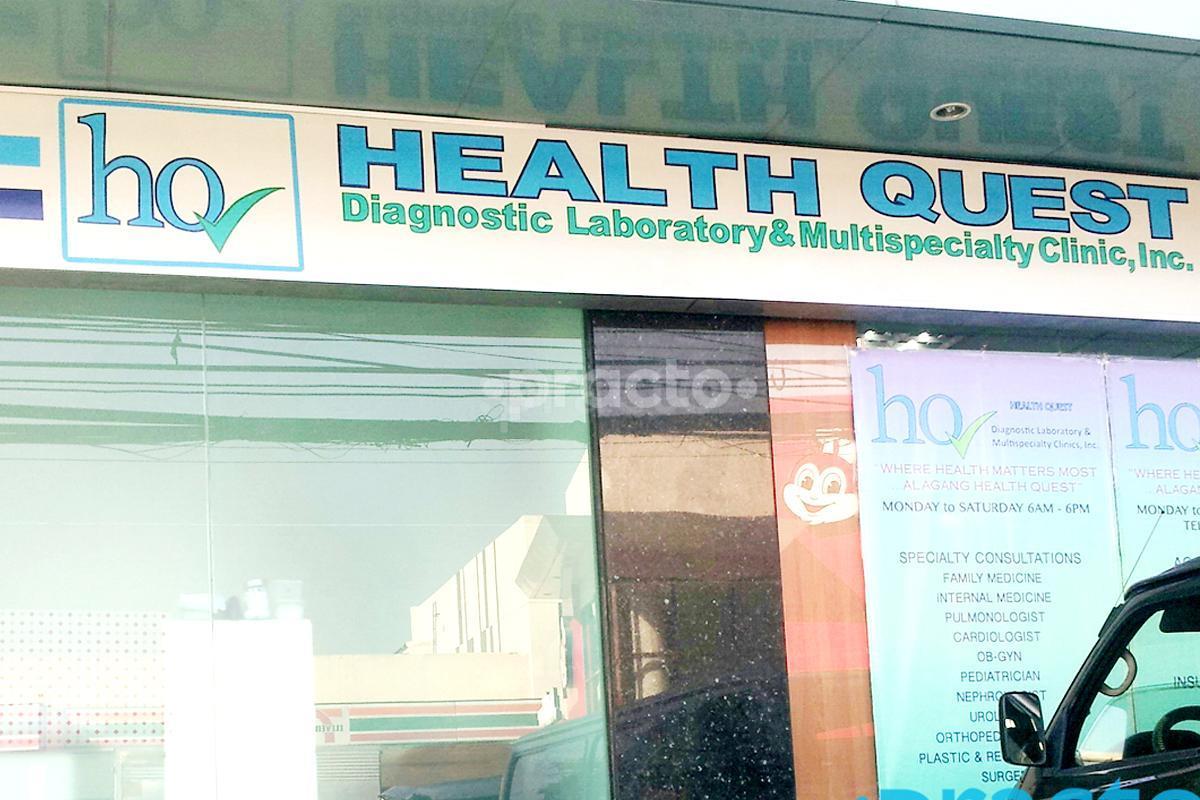Health Quest Diagnostic Laboratory and Multi Specialty
