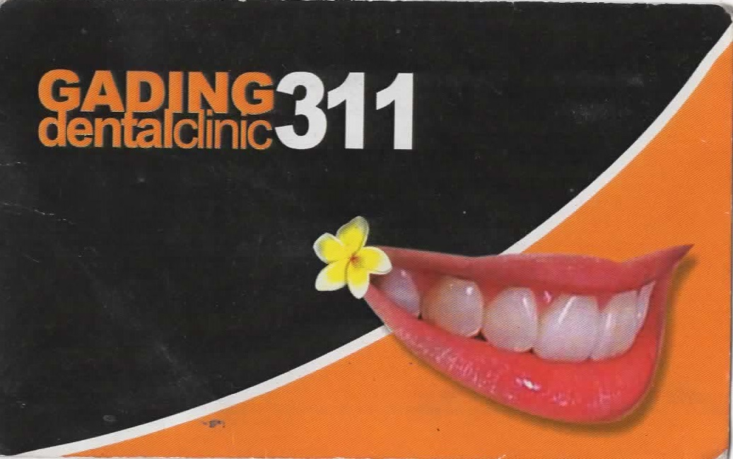 Gading Dental Clinic 311