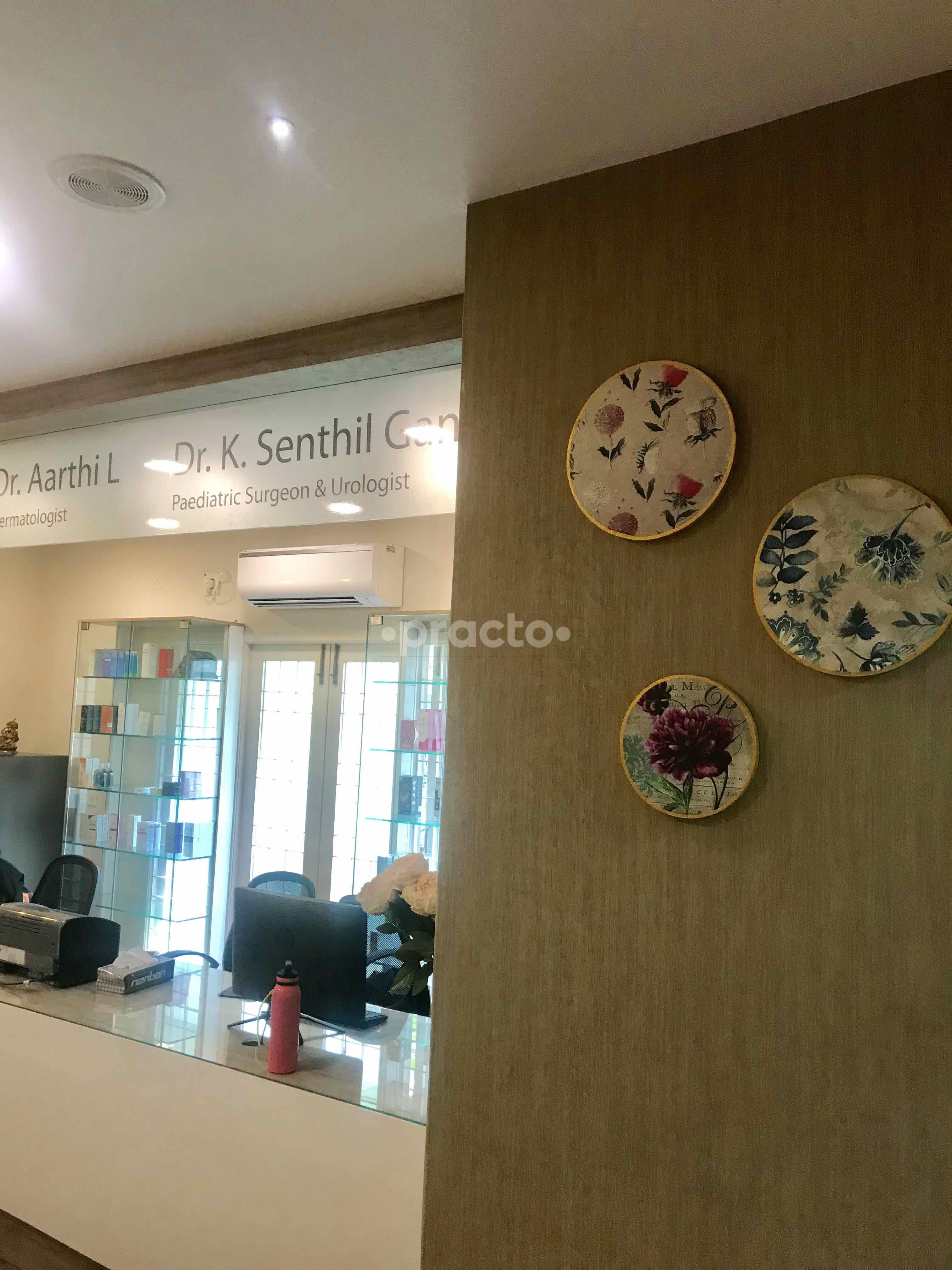Aarthi Skin Care Clinic, Multi-Speciality Clinic in MRC Nagar
