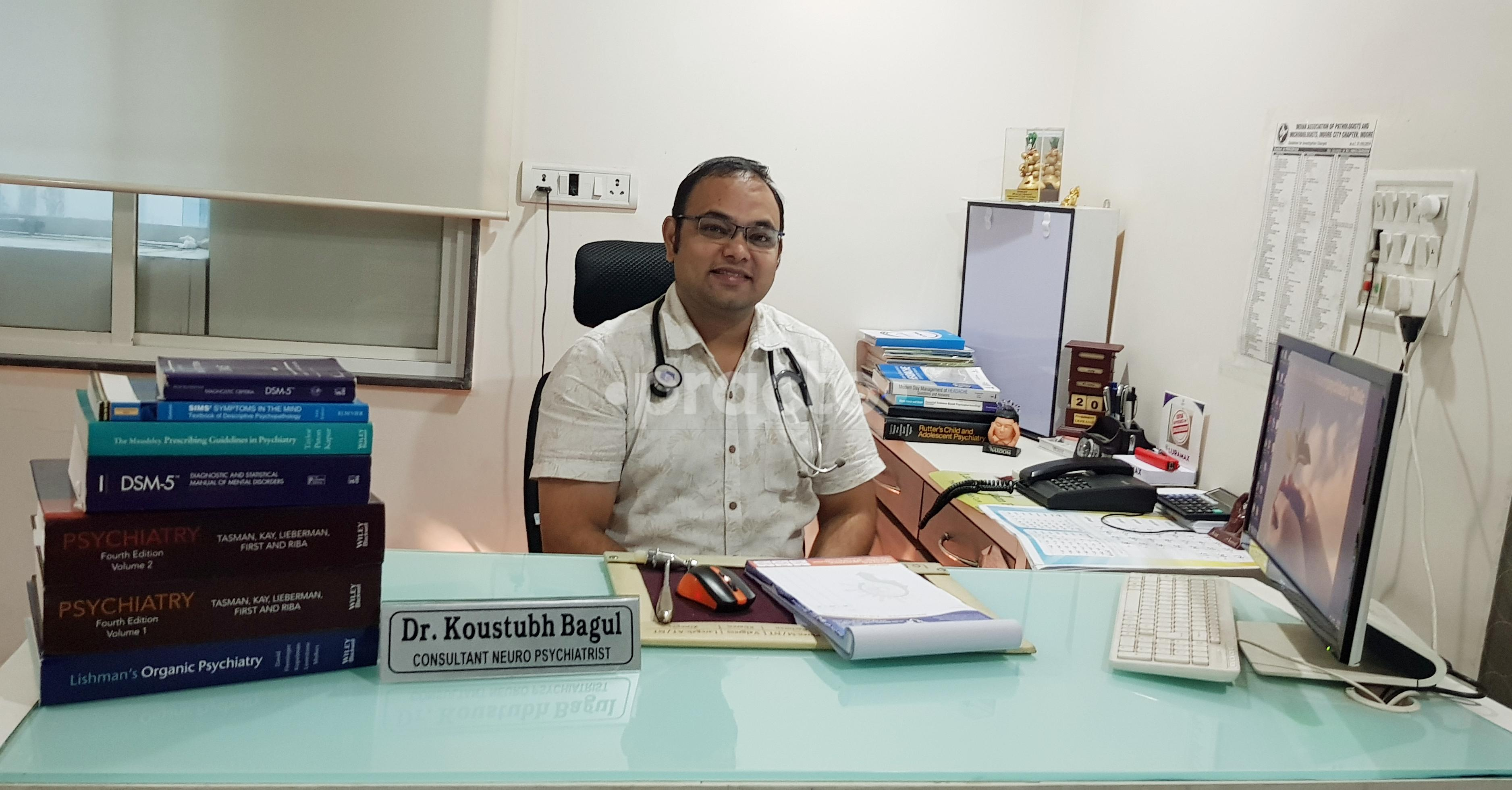 Psychiatrists In Indore Instant Appointment Booking View Fees