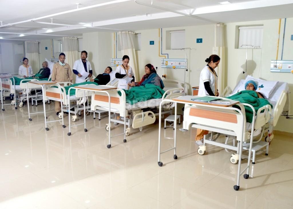 Mayo Hospital, Multi-Speciality Hospital in Sector- 69