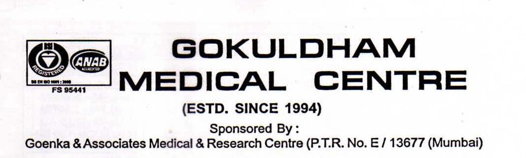 Gokuldham Medical Centre