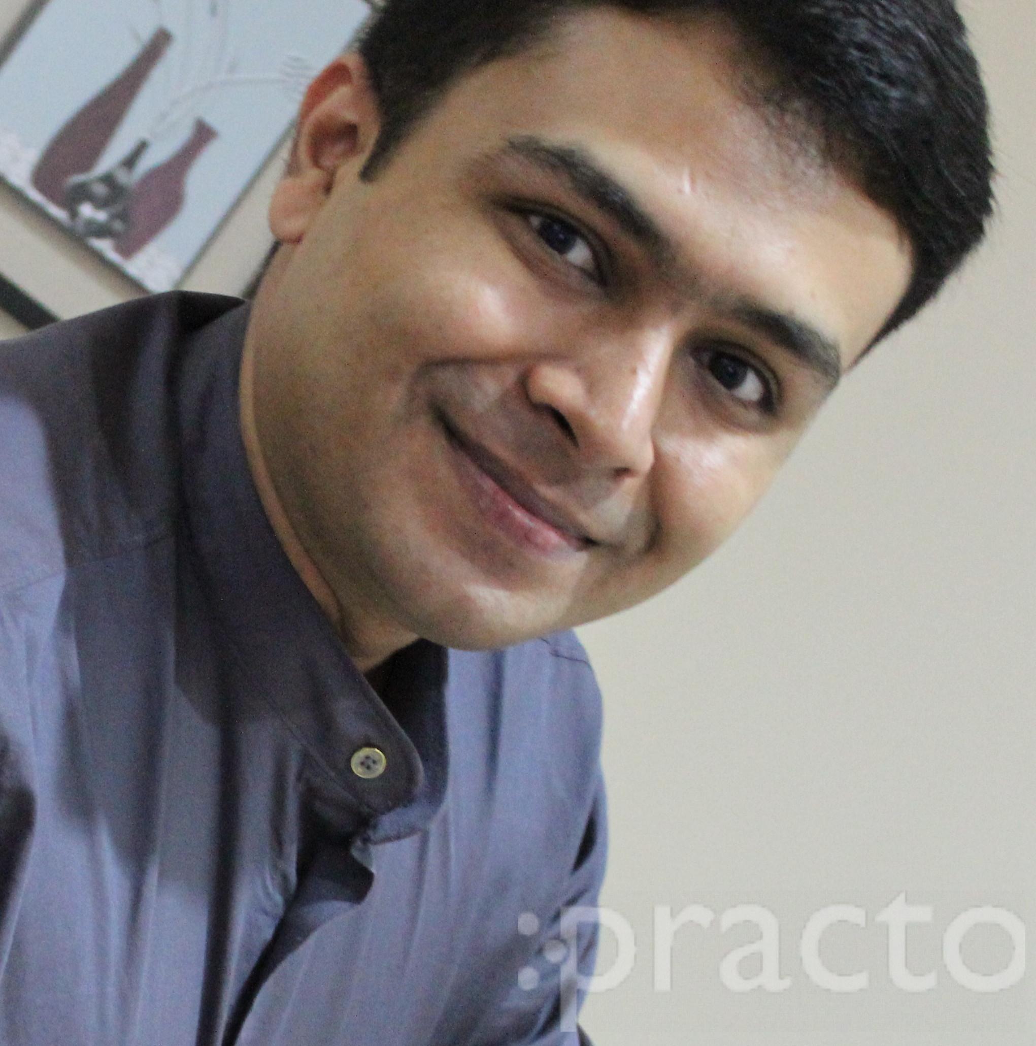 Dr. Prankur Pandey - Pediatrician