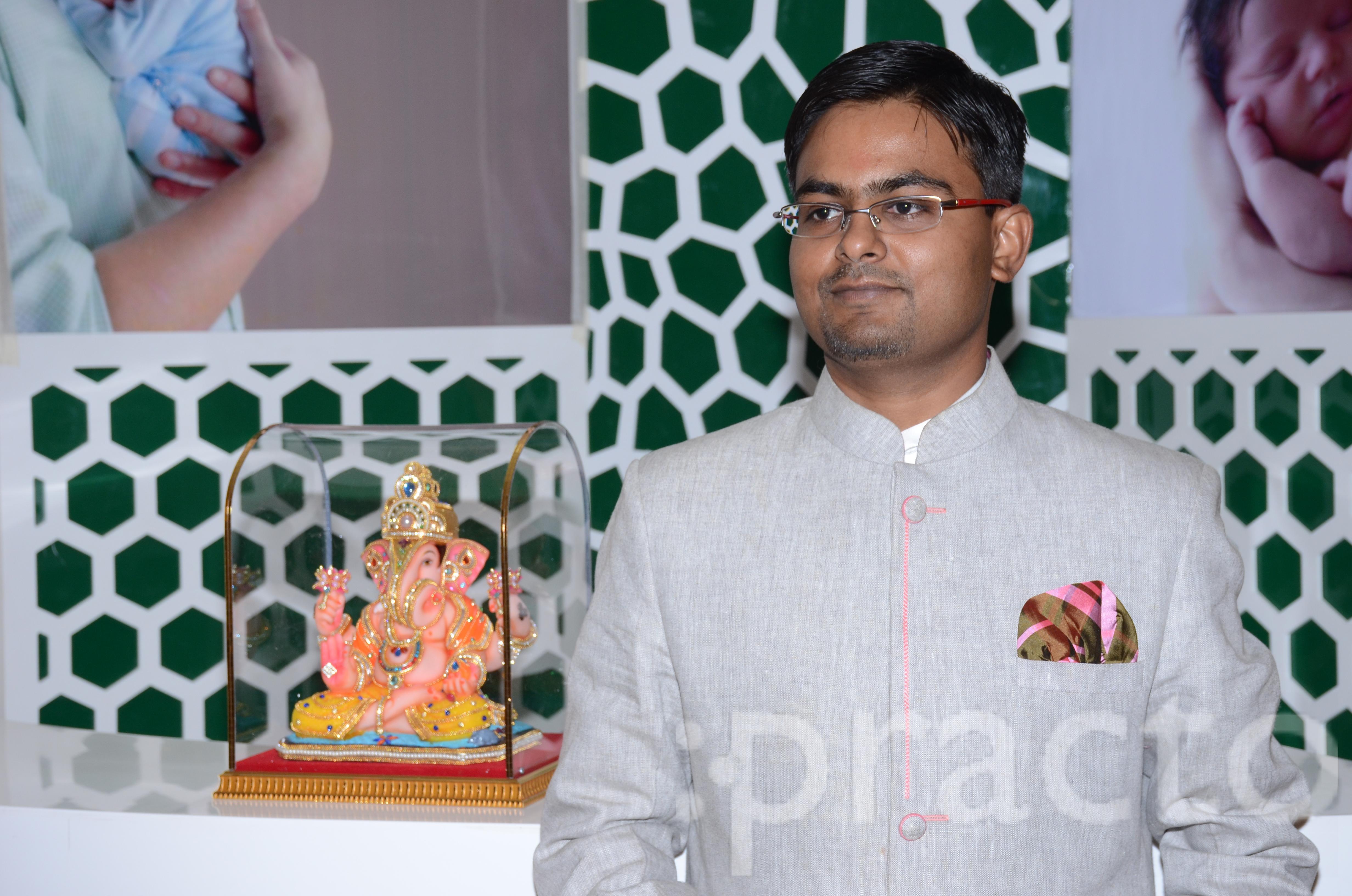 Dr. Prashant - Pediatrician