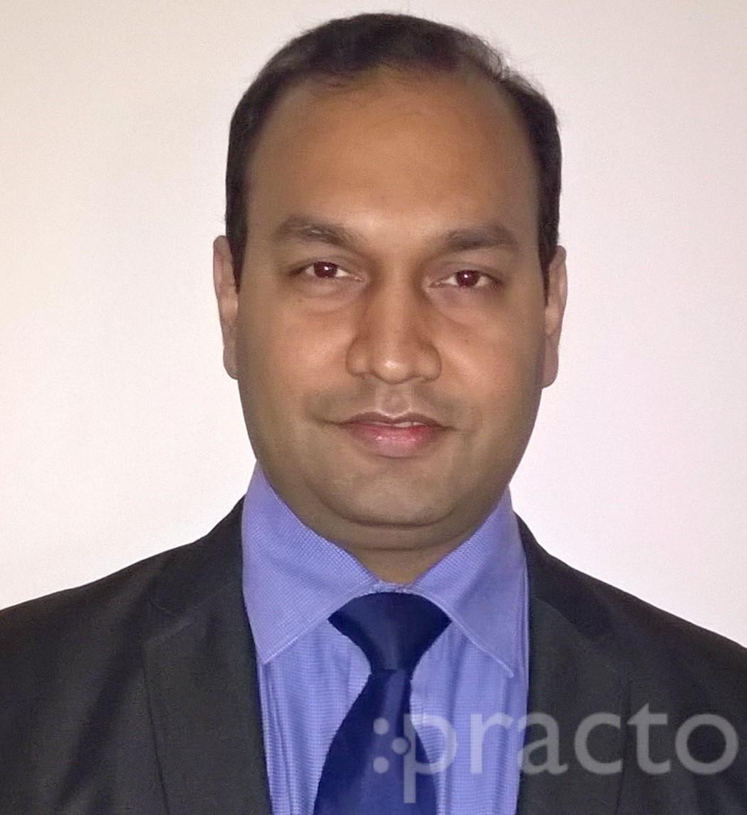Dr. Prashant Singh - Urologist