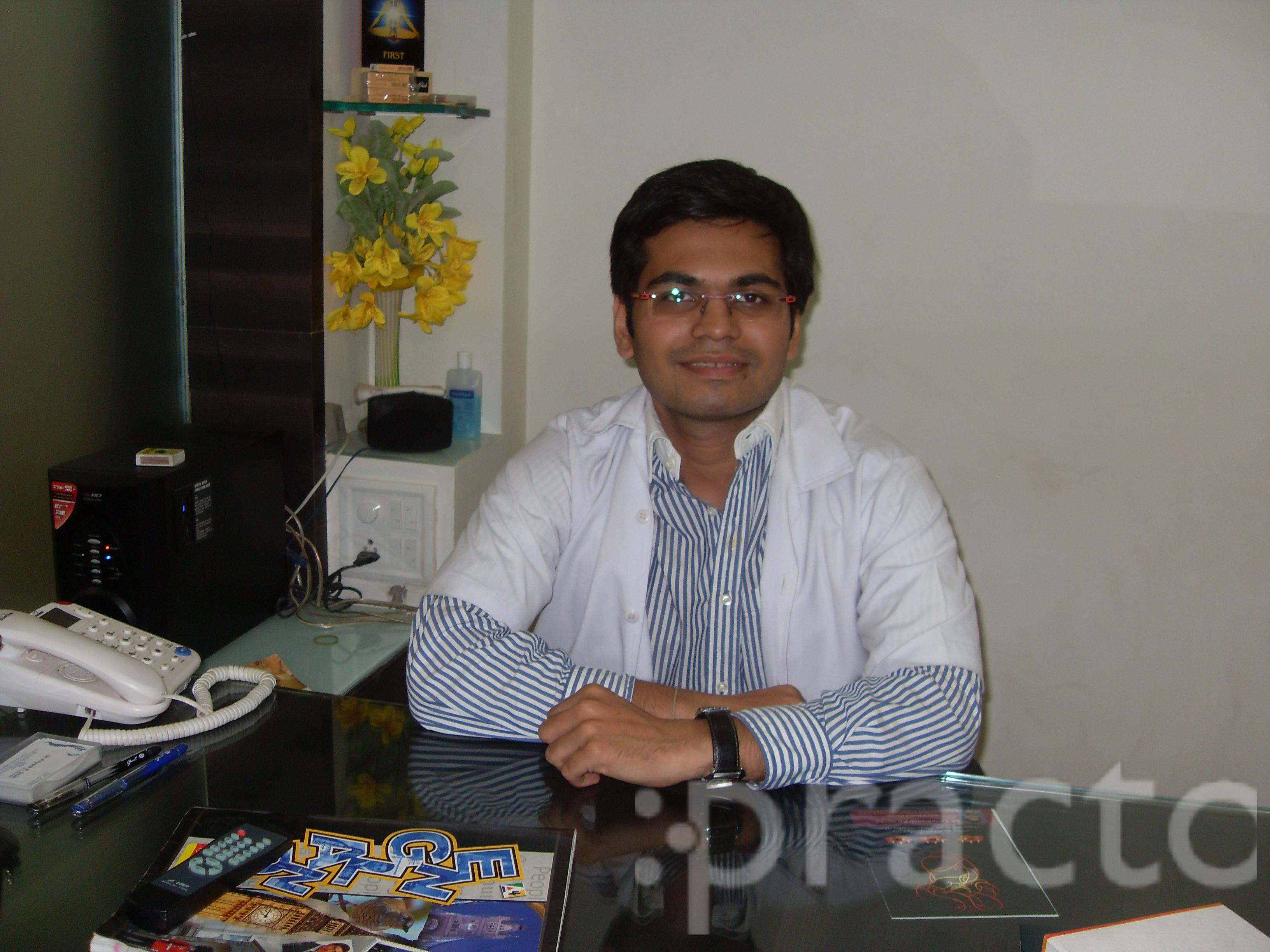 Dr. Priyank Shah (PT) - Physiotherapist