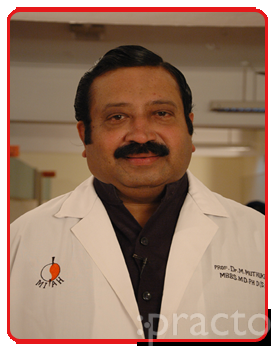 Prof. Dr. Muthu Kumar - Acupuncturist