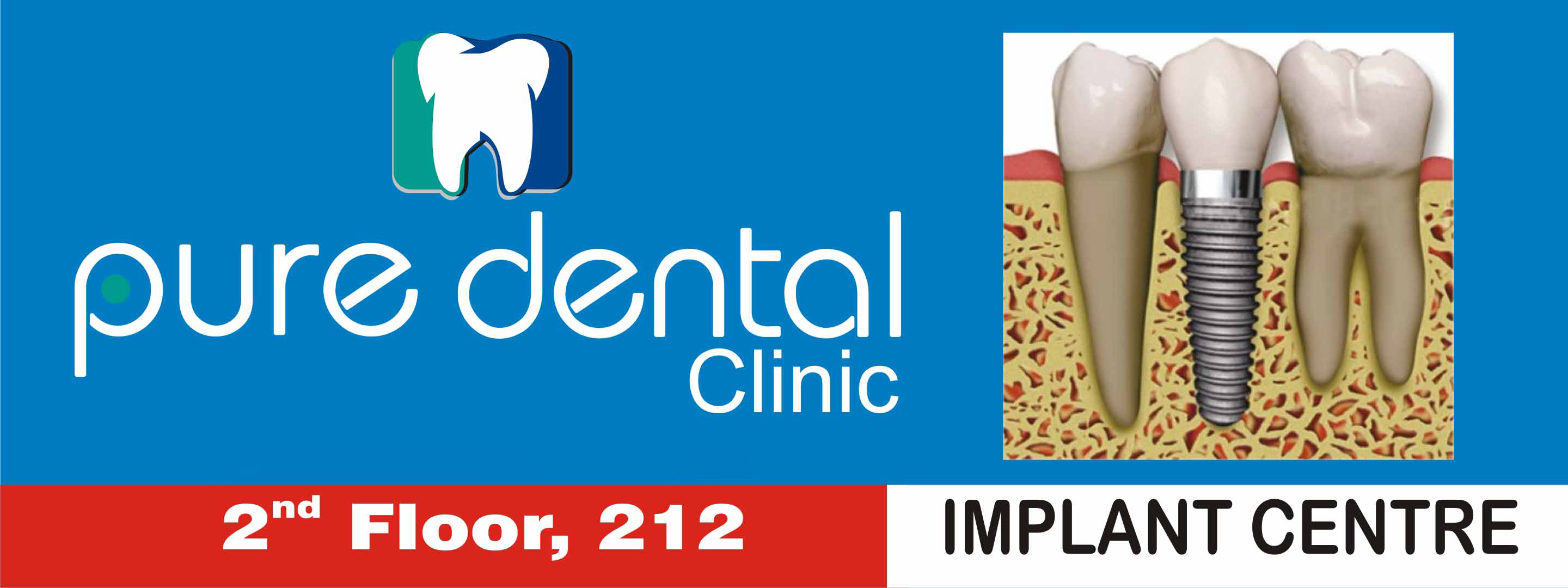 Pure Dental Clinic and Implant Centre