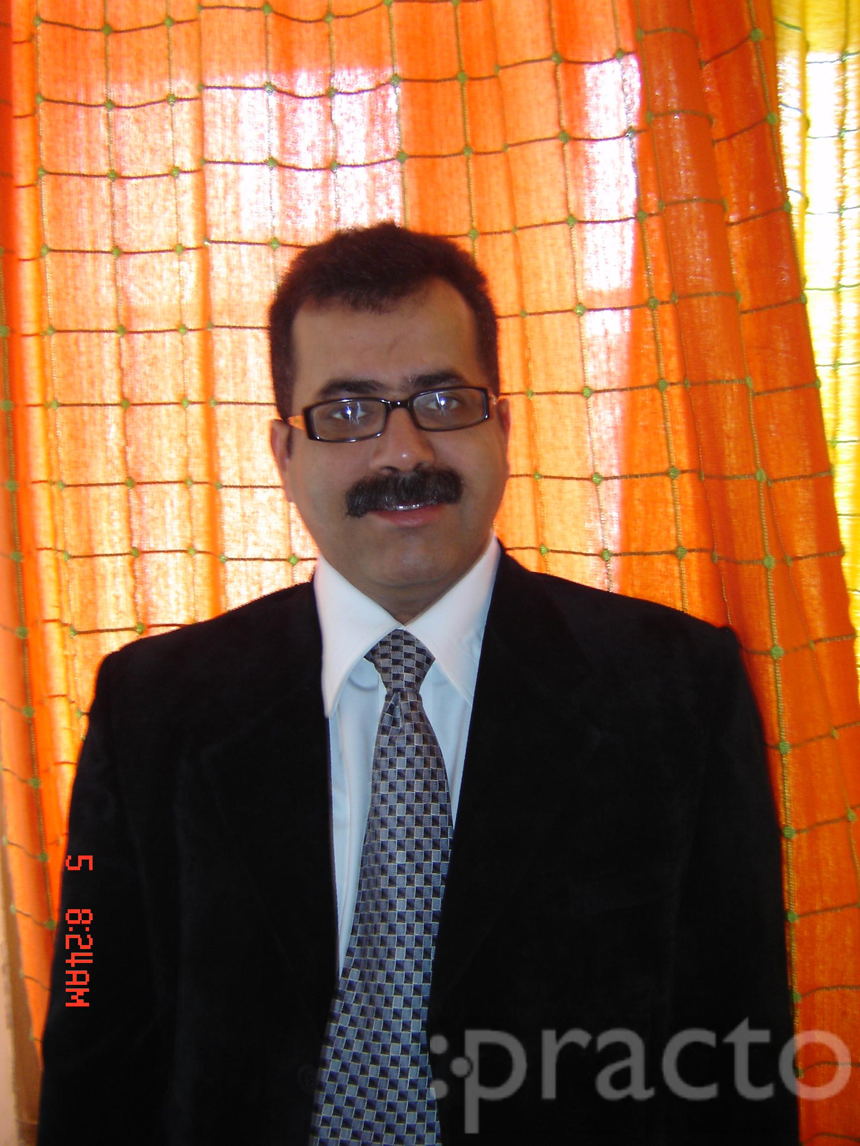 Dr. Rajeev khanna - Endocrinologist