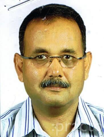 Dr. Rajeev Patni - Endocrinologist