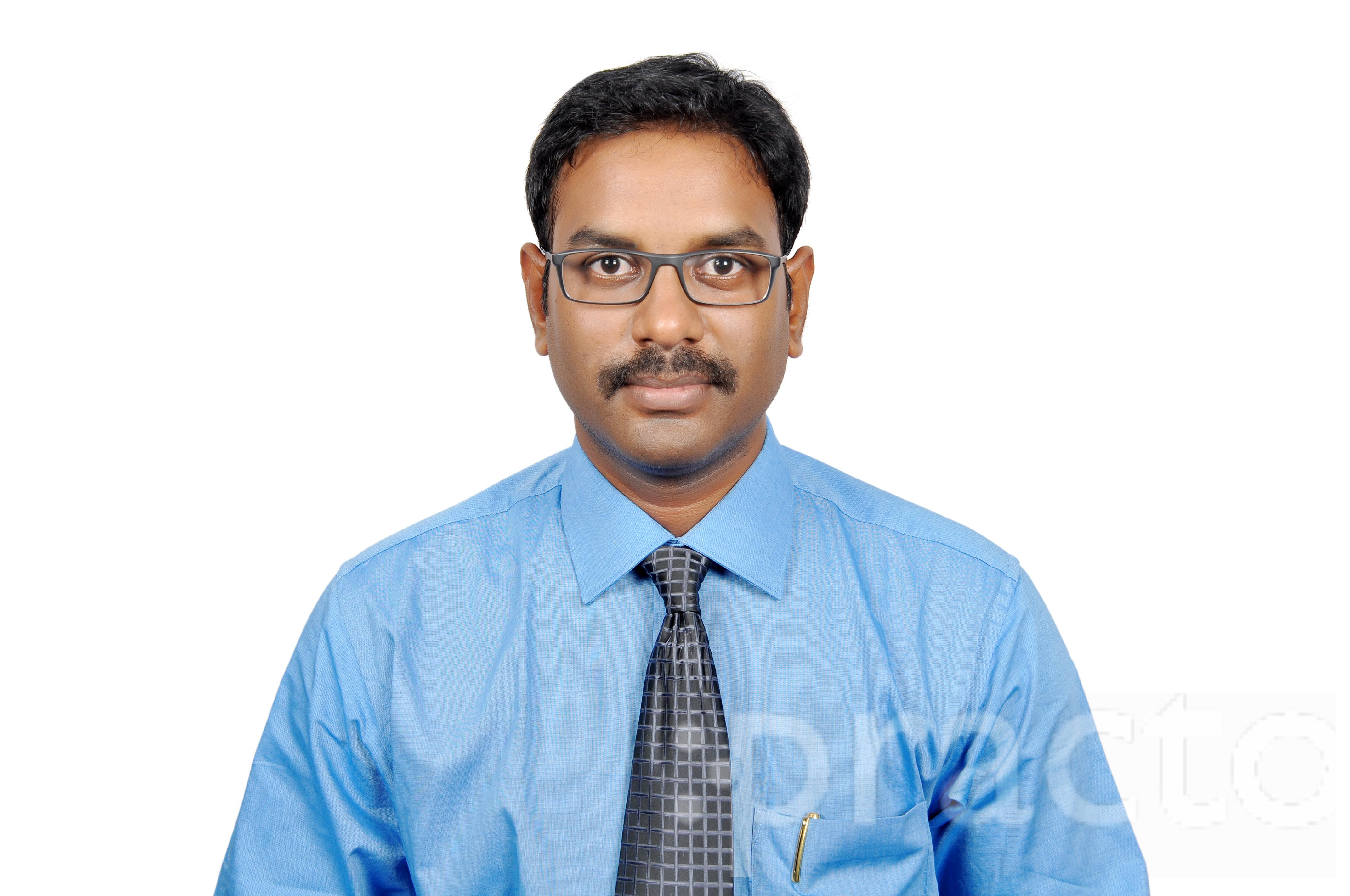 Dr. Rajesh Venkat Indala - Neurologist