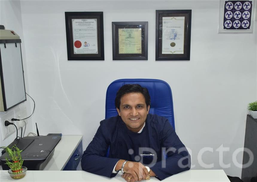 Dr. Sahil Gagnani - Dentist