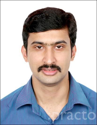 Dr. Sandeep Kumar R. B. - Physiotherapist