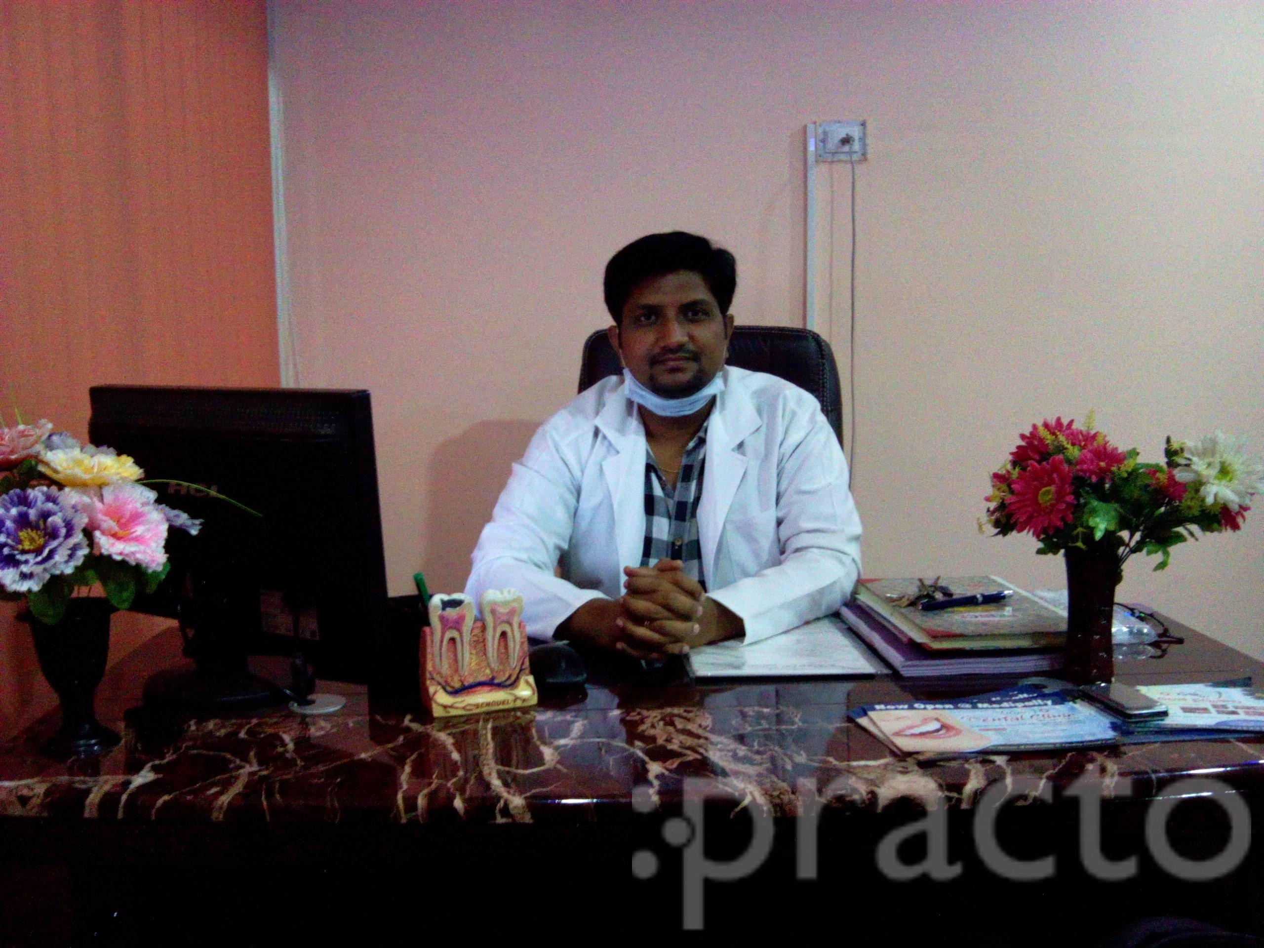 Dr. Satya Pavan Pakala - Dentist