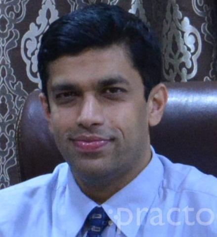 Siddharth Yande - Ear-Nose-Throat (ENT) Specialist