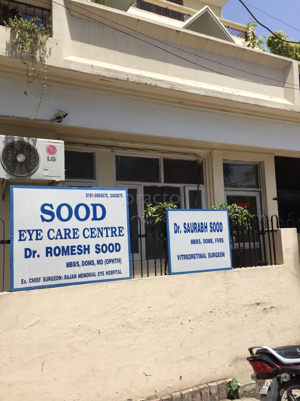 Eye Specialists In Jalandhar - Instant Appointment Booking