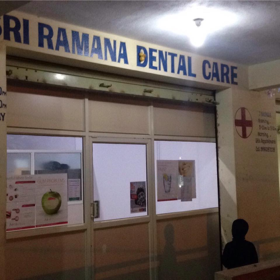 Sri Ramana Dental Care