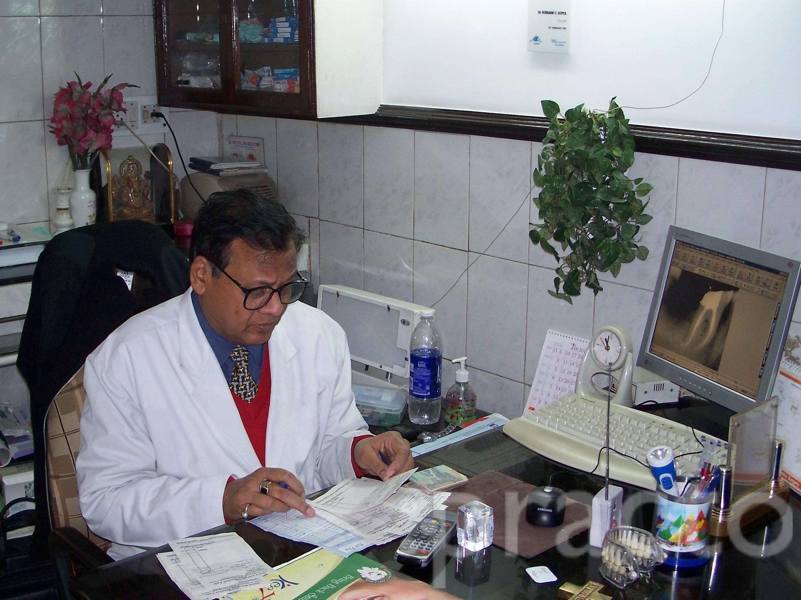 Dr. Subhash.C.Gupta - Dentist