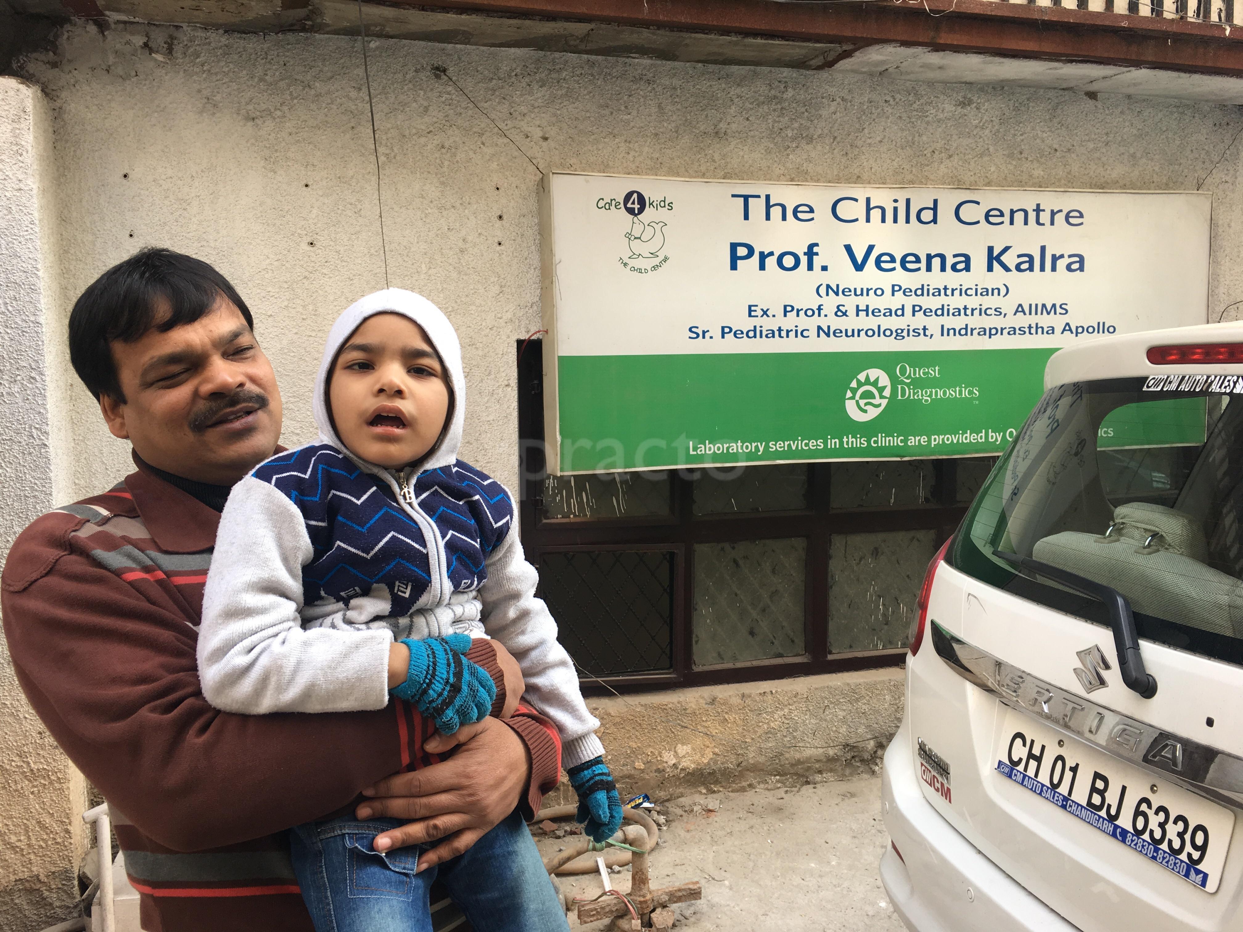 Call the doctor: Pediatric neurology