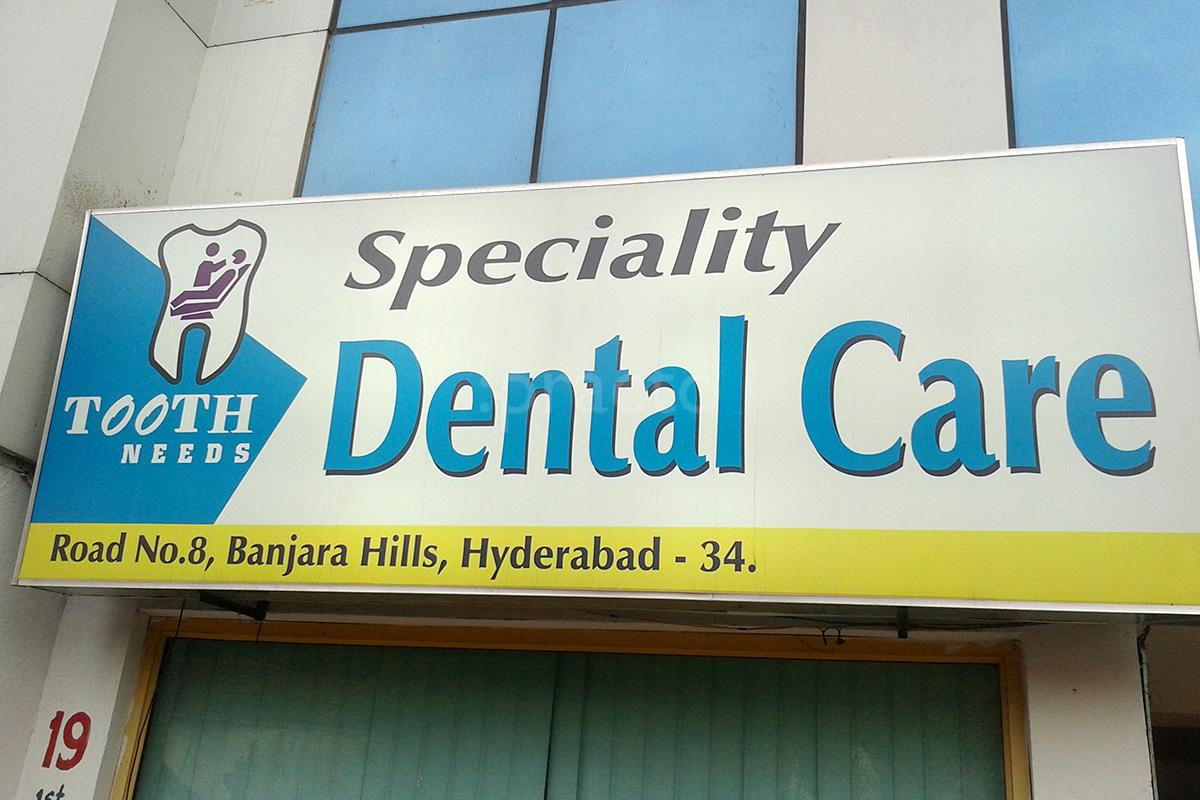 Tooth Needs Speciality Dental Care