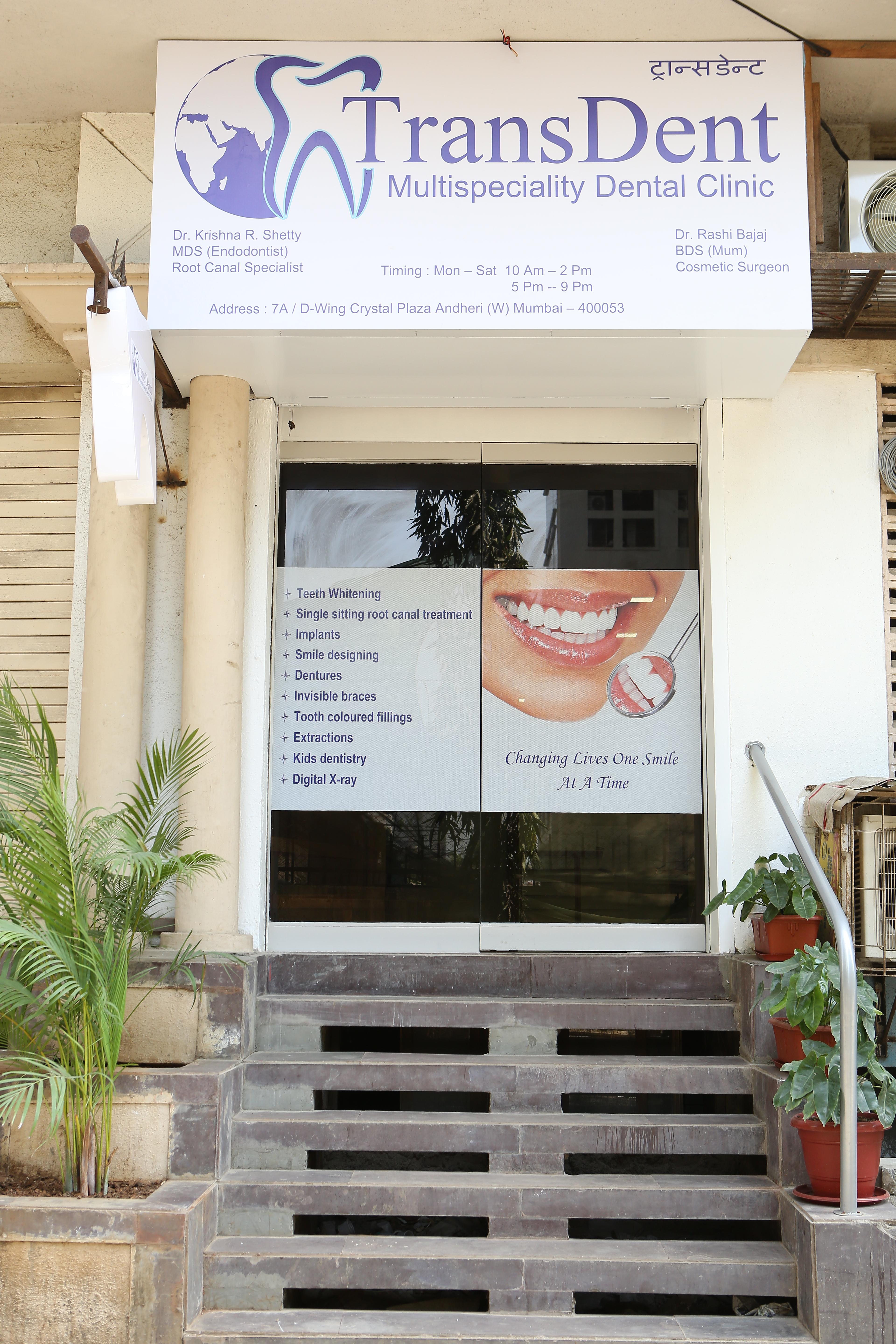 Trans Dent Multispeciality Dental Clinic