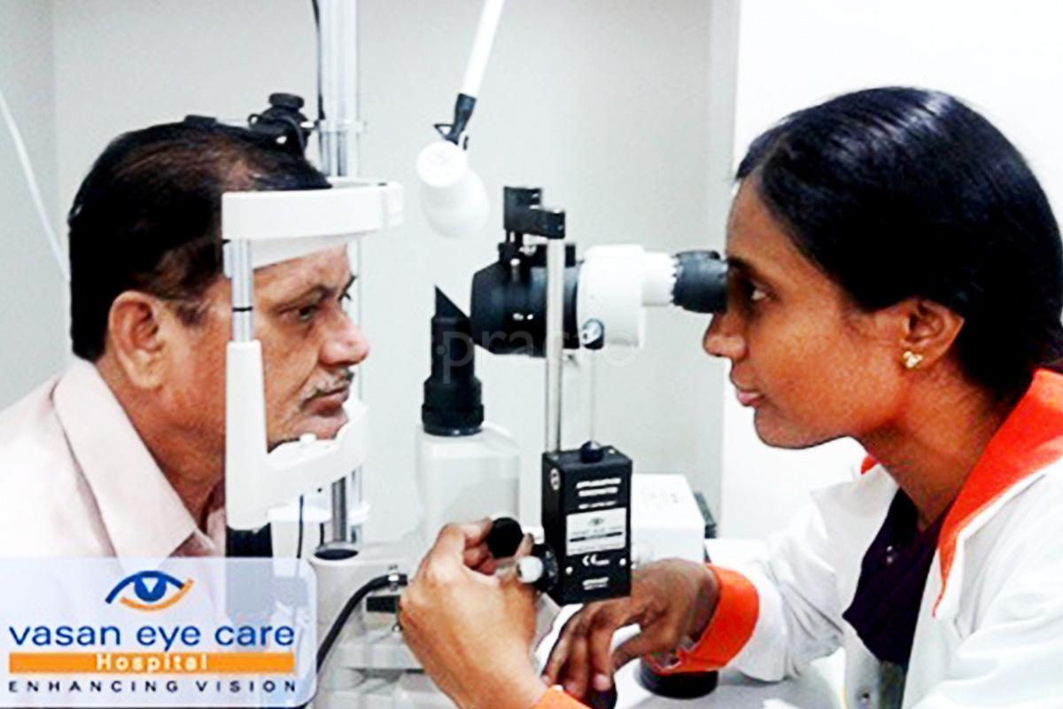 Vasan Eye Care Hospital, Ophthalmology (Eye Doctor) Hospital in ...
