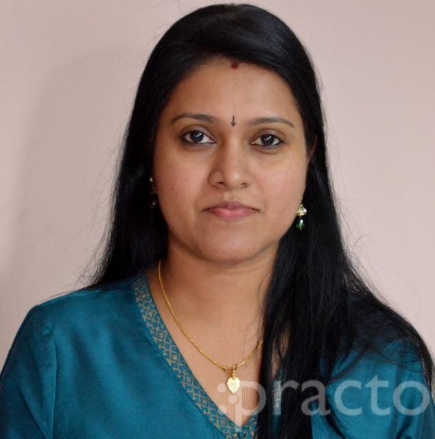 Dr. Veena R V - Physiotherapist