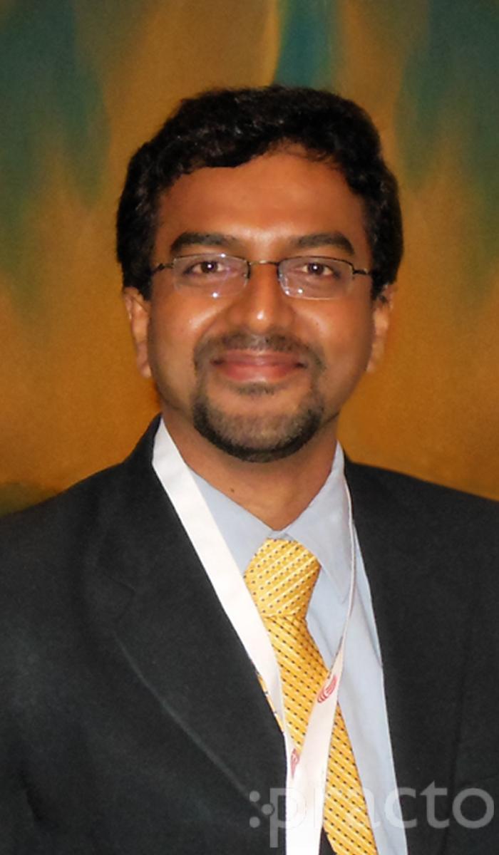 Dr. Venkatakarthikeyan.C - Ear-Nose-Throat (ENT) Specialist