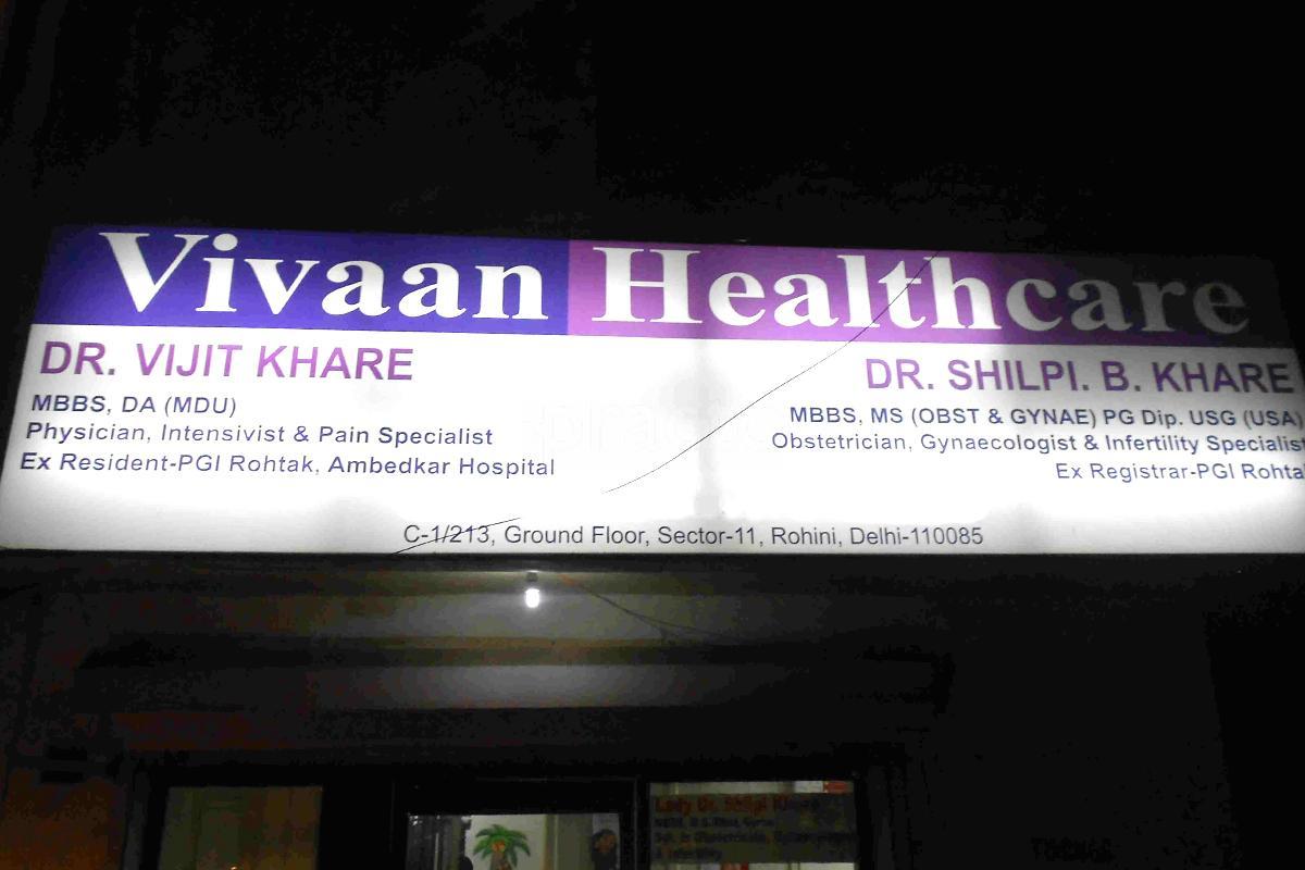 Gynecologist Obstetricians In Pooth Khurd, Delhi - Instant
