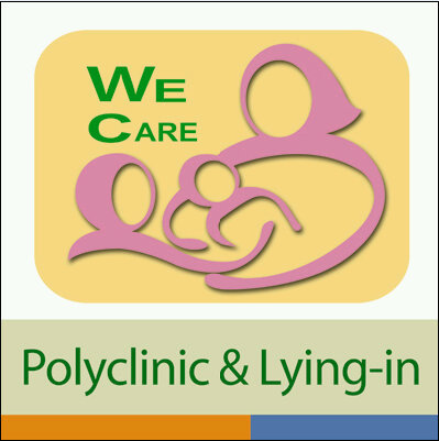 We Care Polyclinc and Lying - In With OB Ultrasound