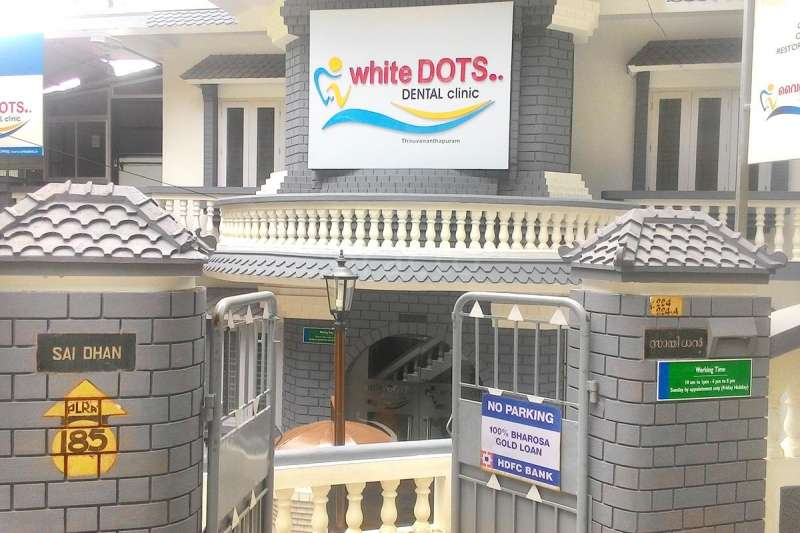 Prepossessing Best Dental Clinics In Pattom Thiruvananthapuram  Instant  With Lovely White Dots Dental Clinic With Cute Westfield Mall Garden State Also Garden Services Newcastle In Addition Garden Ridger And All In One Garden Center As Well As Burlington Gardens Additionally Electric Garden Saw From Practocom With   Lovely Best Dental Clinics In Pattom Thiruvananthapuram  Instant  With Cute White Dots Dental Clinic And Prepossessing Westfield Mall Garden State Also Garden Services Newcastle In Addition Garden Ridger From Practocom