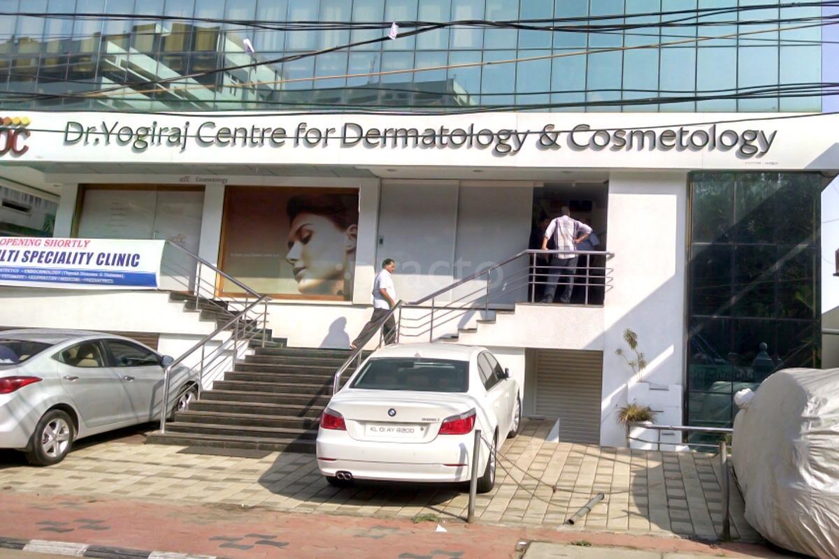 Dr  Yogiraj - Dermatologist - Book Appointment Online, View