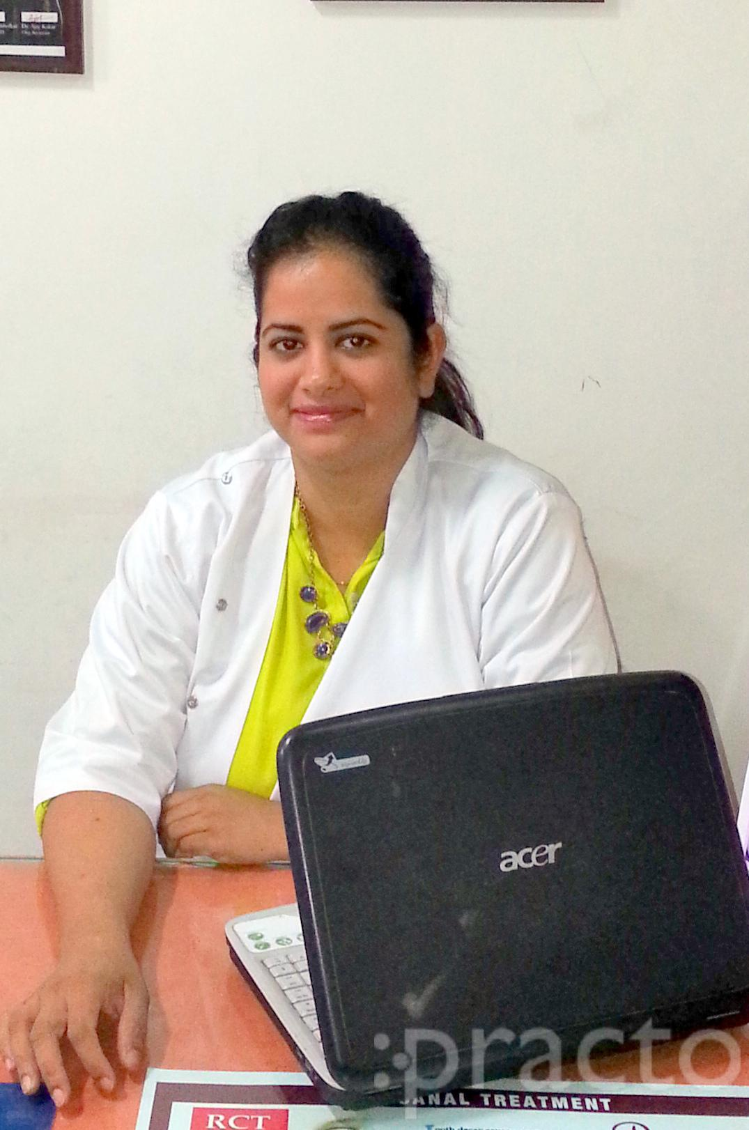 Dr. zeeba juned ali - Dentist